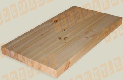 Щит мебельный 40х1200 с сучком