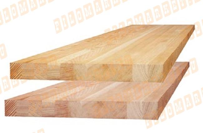 Щит мебельный 28х200 с сучком