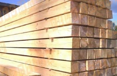 Брус обрезной 100х150 лиственница