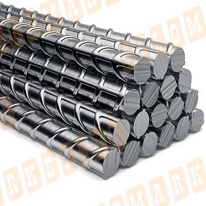 Арматура стальная рифленая А3 500С №6