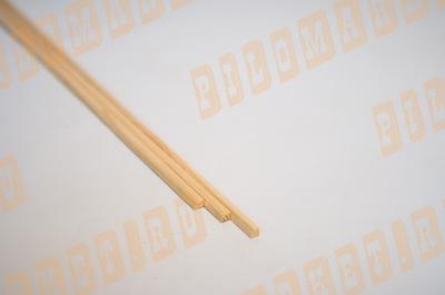 Штапик (полувалик) 10 безсучковый срощенный
