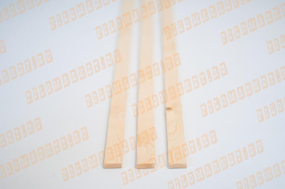 Брусок строганый сухой 10 х 30