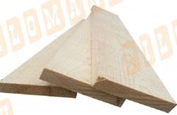 Доска обрезная 40х100 лиственница