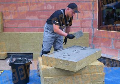 Кнауф Севенер клей для ЭПС и каменной ваты