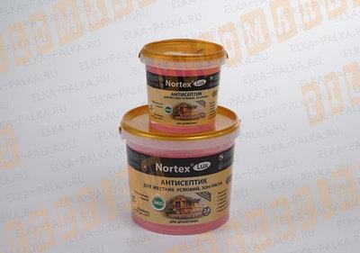 NORTEX-Lux дезинфектор для древесины и бетона (Нортекс-Люкс)