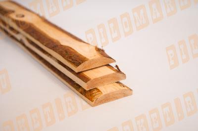 Обрезная доска 40 х 150 второй сорт