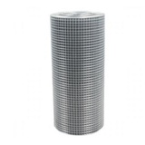 Сетка оцинкованная 20х20х0.7 мм, размеры 1х25 м