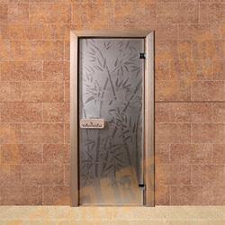 Стеклянные двери 70х190 см