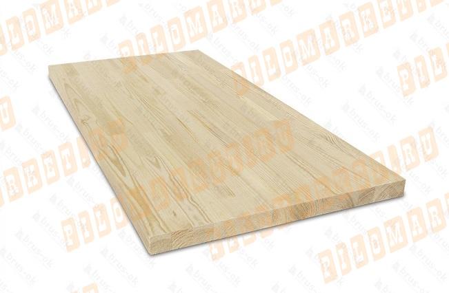 Щит мебельный 40х1200 без сучка