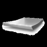 Лист металлический № 0.5 оцинкованный