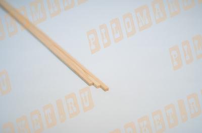 Брусок строганый сухой 10 х 10