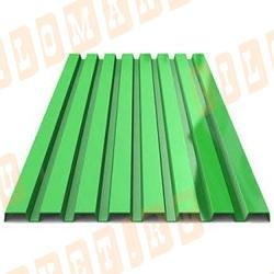 Профнастил С20 зелёный