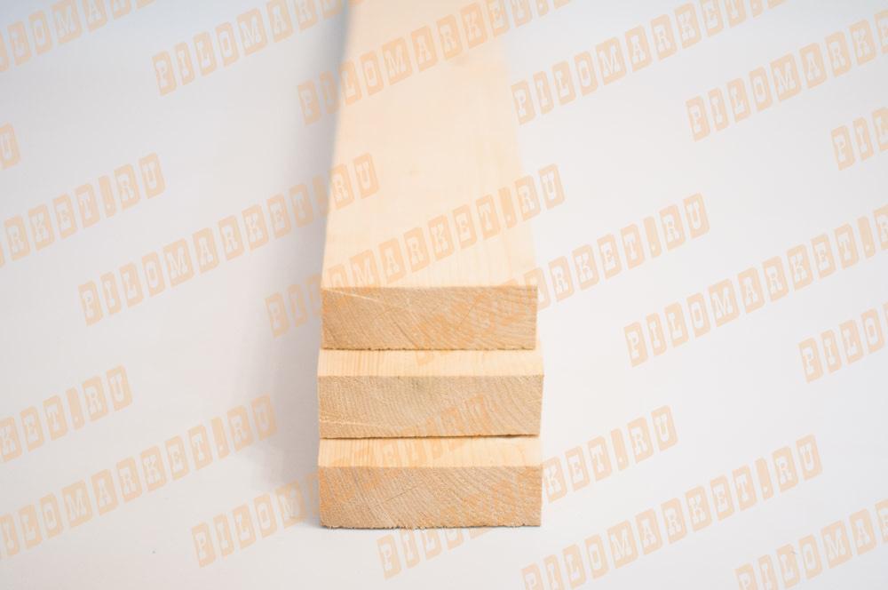 Доска строганная 50х150