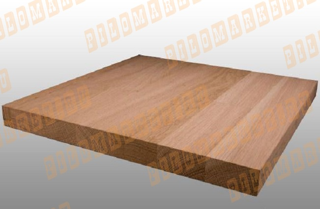 Щит мебельный 40х1000 без сучка