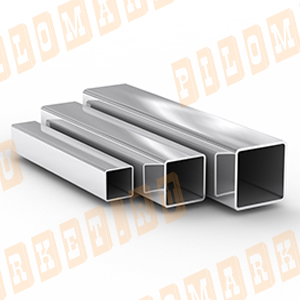 Профильная труба квадратная 100х100х2.5 мм