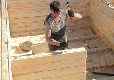 Нагель деревянный