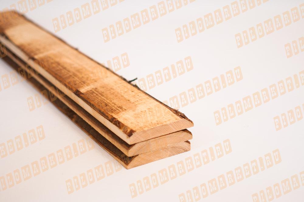Обрезная доска 25 х 150 второй сорт