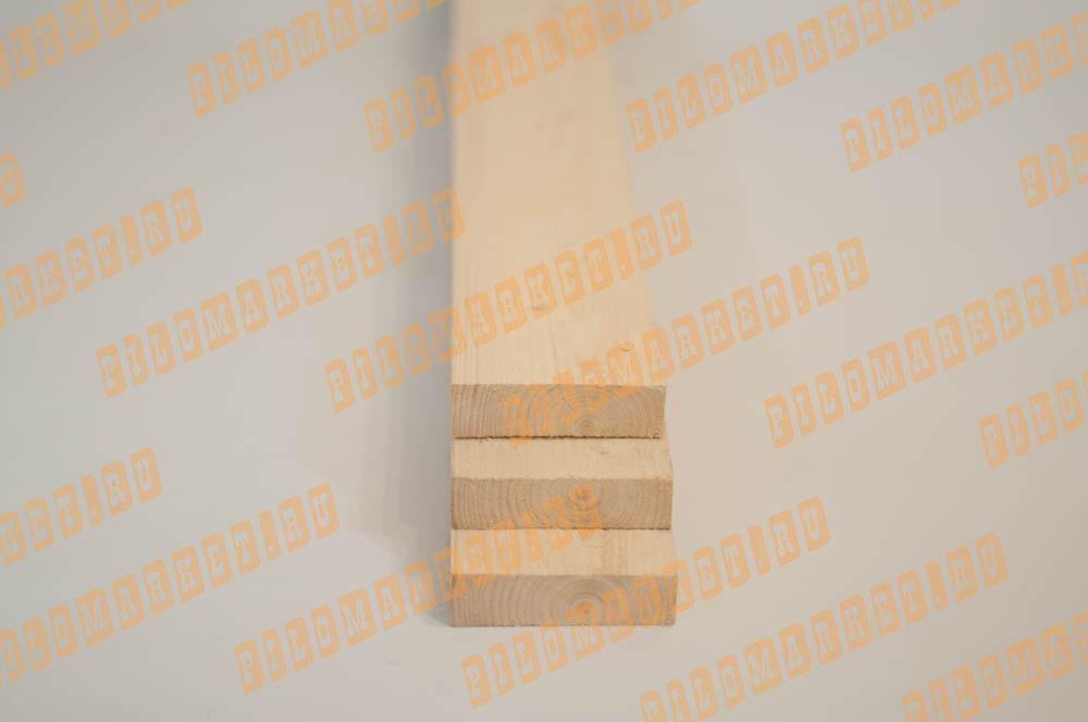 Обрезная доска камерной сушки 40 х 100 ГОСТ