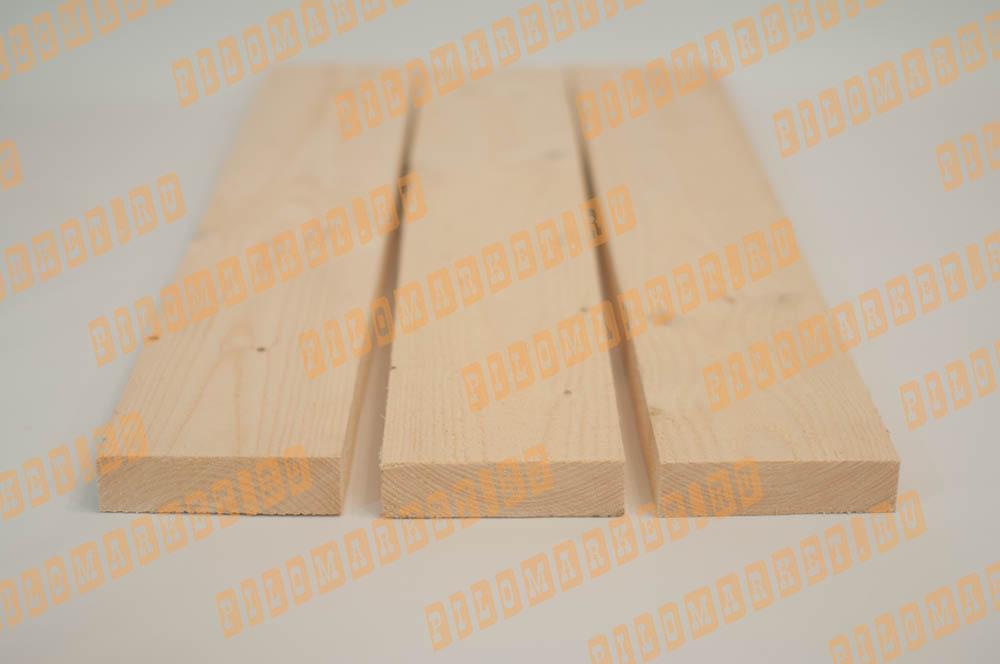 Доска обрезная камерной сушки 40х150