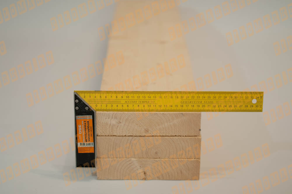 Обрезная доска 45 х 190 ТУ