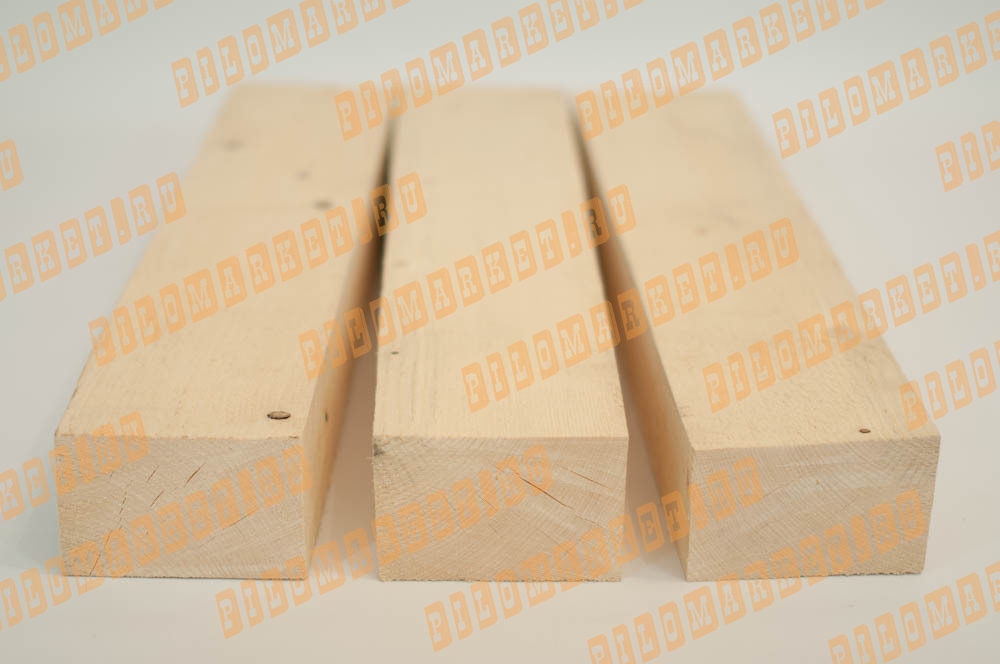 Брус обрезной камерной сушки 100х150