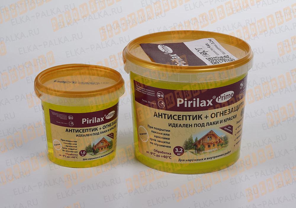 PIRILAX-Prime экологичная огнезащитная пропитка (Пирилакс-Прайм)