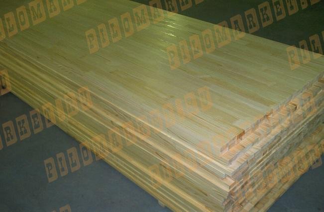 Щит мебельный 18х600 без сучка