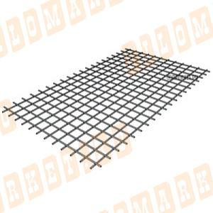 Сетка сварная 50х50х3.5 мм, размеры 1х2 м