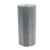 Сетка штукатурная сварная плетеная 5х5х0.7 мм, размеры 1х50 м