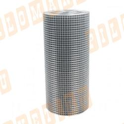 Сетка оцинкованная 28х28х1.7 мм, размеры 1х40 м