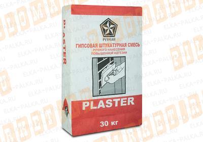 Штукатурка Гипсовая Plaster Русеан
