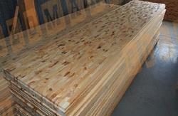 Щит мебельный 18х400 с сучком