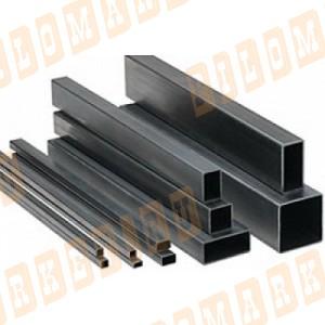 Профильная труба прямоугольная 50х25х1.5 мм