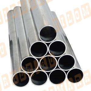 Труба круглая металлическая ВГП Ø 57х3 мм, оцинкованный