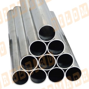 Труба круглая металлическая ВГП Ø 76х3 мм, оцинкованный